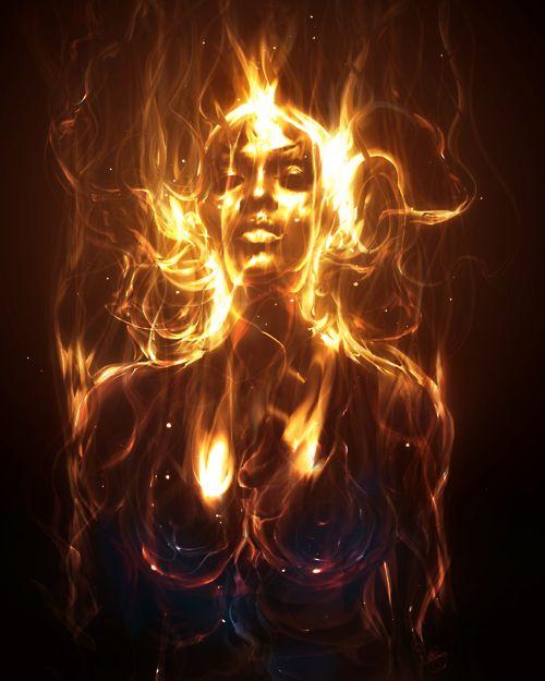 A Poem: Fire &Desire